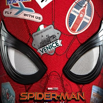 Did You See The Spider-Man: Far From Home New Poster