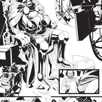 Planet-Busting in Salvador Larroca and Christopher Cantwells Doctor Doom #1