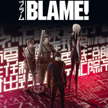 Another Bleak Robot Future: We Review Blame on Blu-ray