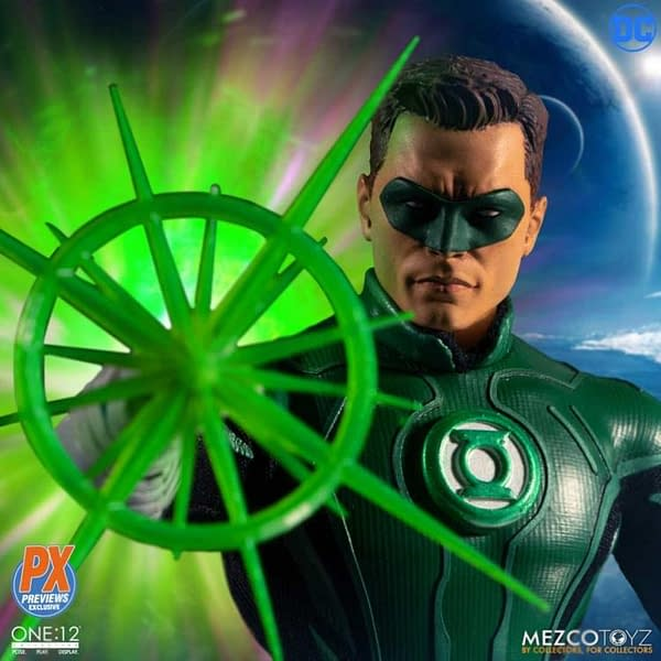 One 12 Collective Previews Exclusive Green Lantern Hal Jordan 6