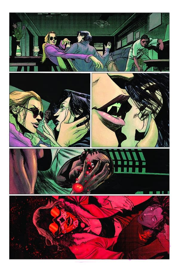 Vault to Publish Vampire: The Masquerade Comic with Tim Seeley, Tini Howard, More