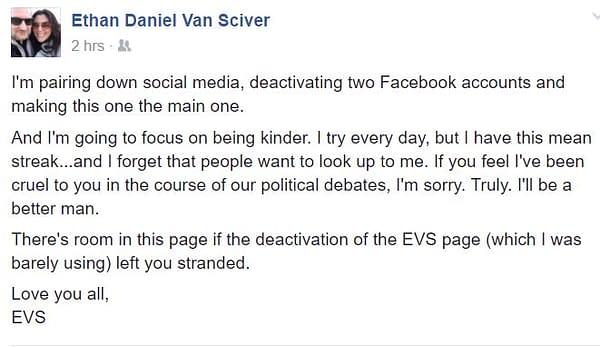 The Return of Ethan Van Sciver's Mean Streak
