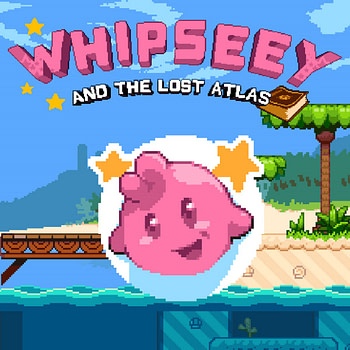 """Pink Hero? We Previewed """"Whipseey And The Lost Atlas"""" At PAX West"""