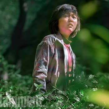 Snowpiercer Director Shows Off His New Not Monster Movie Okja