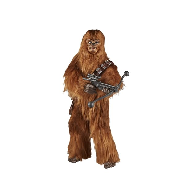 STAR WARS FORCES OF DESTINY CHEWBACCA AND PORGS - oop3-1
