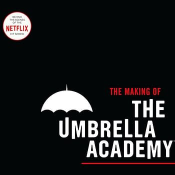 Umbrella Academy TV Show Gets an Art Book from Dark Horse