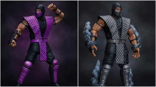 NYCC Storm Collectibles Mortal Kombat Exclusive Collage