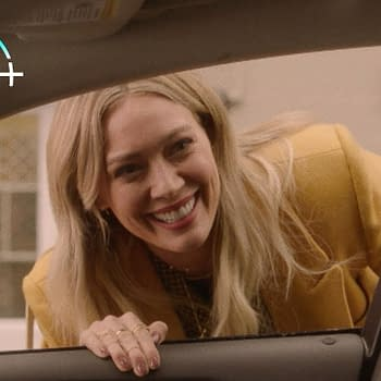 Hilary Duff stars in the return of Lizzie McGuire, courtesy of Disney+.