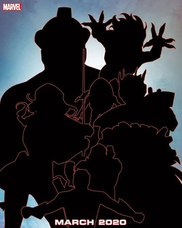 Marvel Teases New X-Book With Dysfunctional Mystery Cast