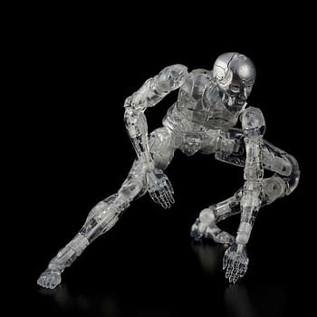 """Biomega"" Synthetic Humans Come to Life with New Figures from 1000 Toys"