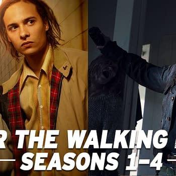 A 10 Minute Recap Of Fear the Walking Dead Season 1-4