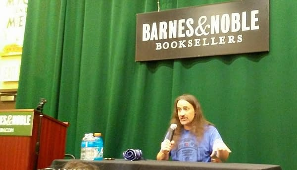 """""""I Can't Tell You Stuff Like That!"""": Jim Butcher on Dresden, Writing Comics, His New Home and More"""