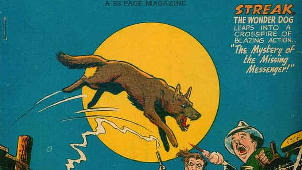 DogStars:  The Strange, Secret Origin of the Dogs Who Replaced Green Lantern