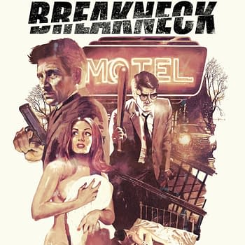 """Breakneck"": Titan Books' Graphic Novel of Duane Swierczynski's Buddy Comedy-Thriller"