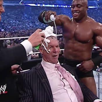 Report: WWE's Bobby Lashley Will Be Gone Til' November