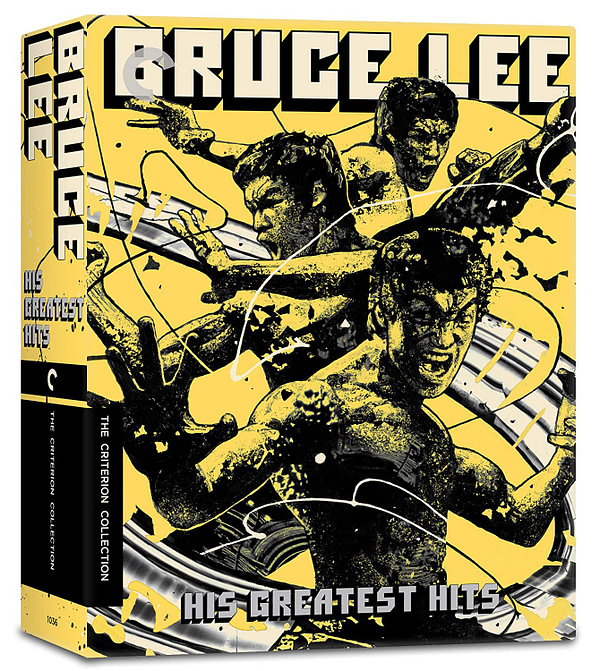 Bruce Lee Greatest Hits sortira de Criterion en juillet.
