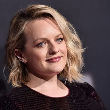 Elisabeth Moss arrives for The Invisible Man Premiere on February 24, 2020 in Hollywood, CA. Editorial credit: DFree / Shutterstock.com