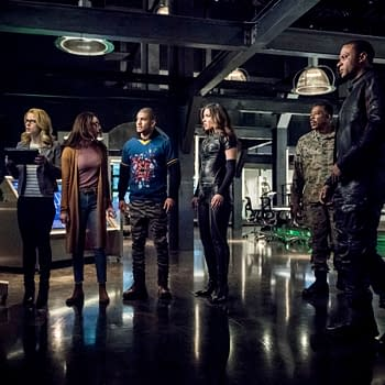 Arrow Season 7 Episode 19 Spartan: Beware His Power&#8230 General Stewarts Right [SPOILER REVIEW]