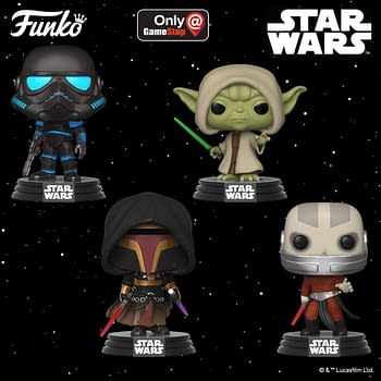 Funko Announces Star Wars Games Pops That Include Revan and Malek!