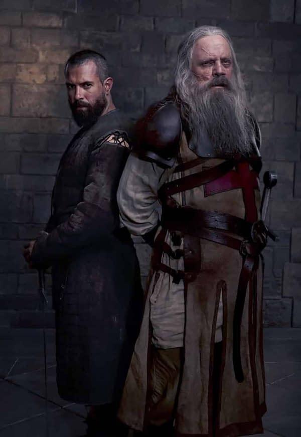 Knightfall Releases First Image of Mark Hamill from Season 2