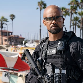 "Shemar Moore as Daniel ""Hondo"" Harrelson in S.W.A.T., image courtesy of ViacomCBS."