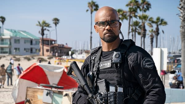 Shemar Moore as Daniel
