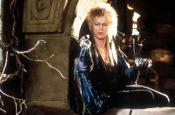 Labyrinth Year: 1986 Director: Jim Henson David Bowie