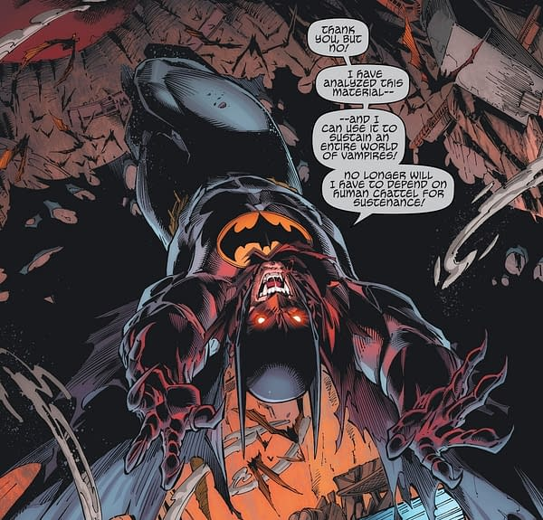 Brett Booth and Norm Rapmund - the New Jim Lee and Scott Williams?