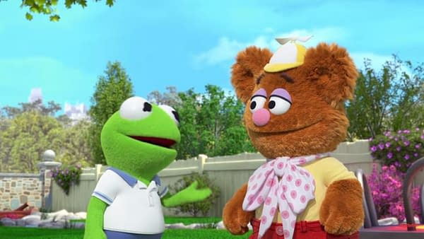 muppet babies preview kermit fozzie games