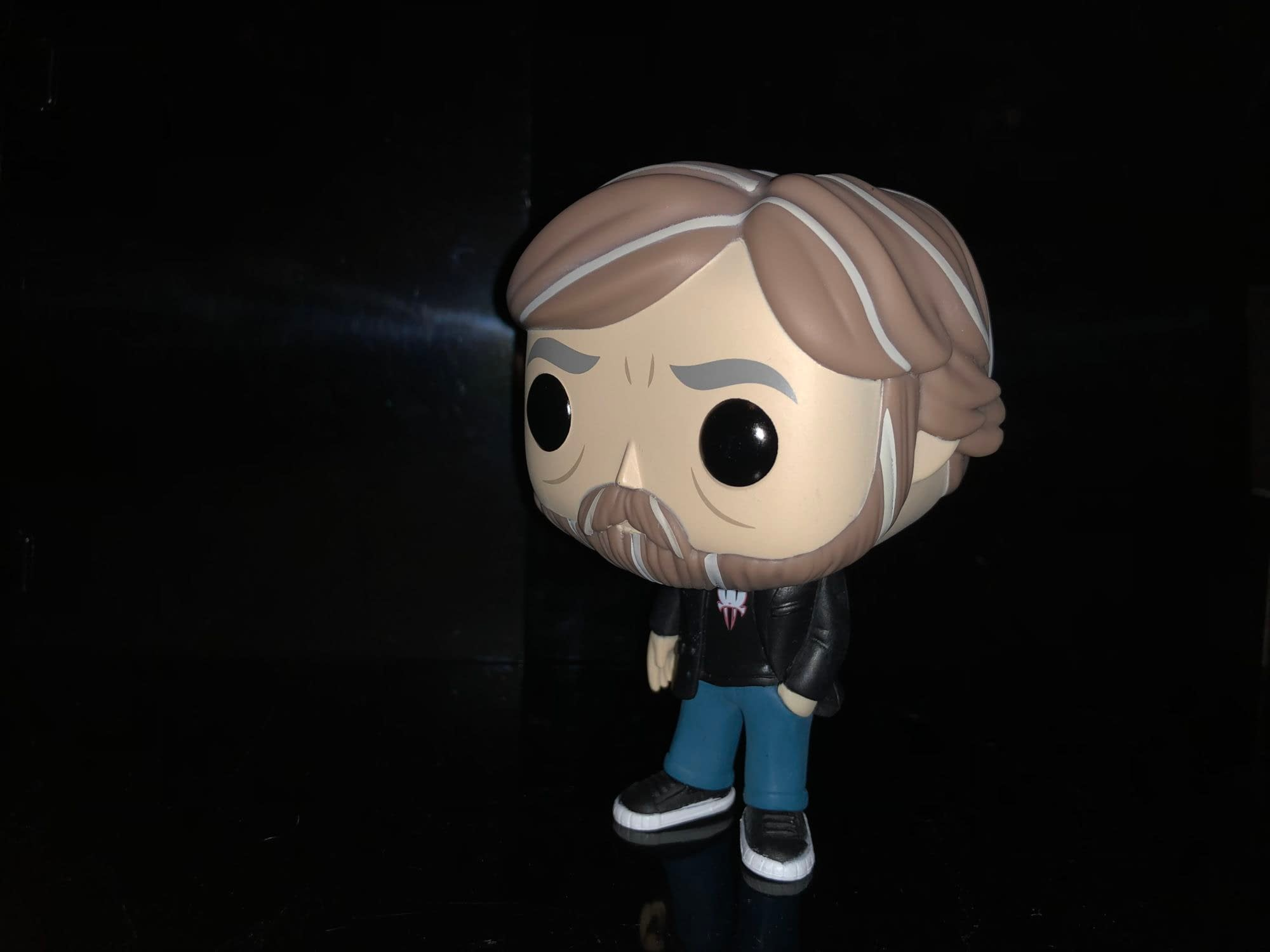 Mark Hamill Gets a Special Funko Exclusive to Designer Con