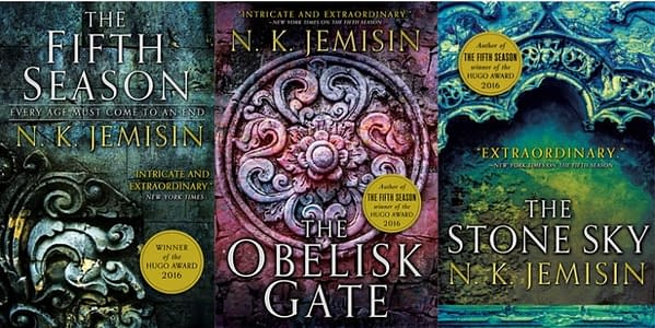 fifth season tnt n k jemisin series