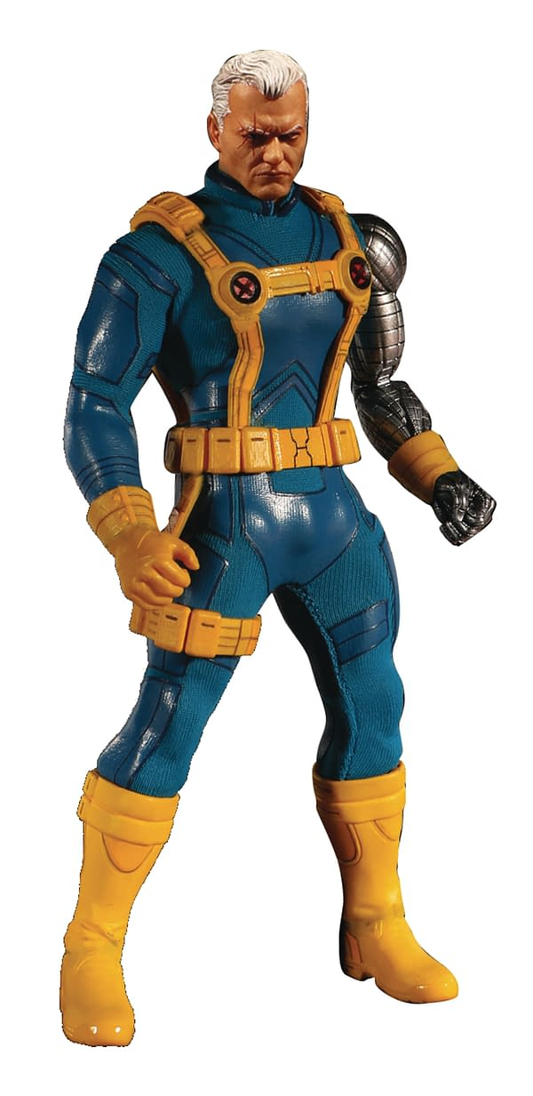One 12 Collective Previews Exclusive Cable 1