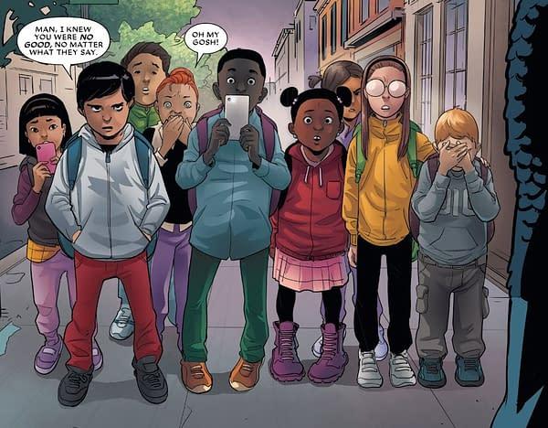 X-Men: Bland Design – Captain America's Hypocrisy X-Posed in Despicable Deadpool #296