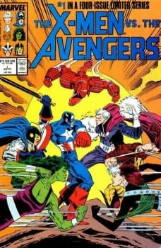X-Men vs. the Avengers