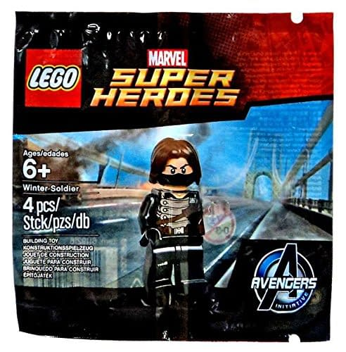 Winter Soldier LEGO Minifig