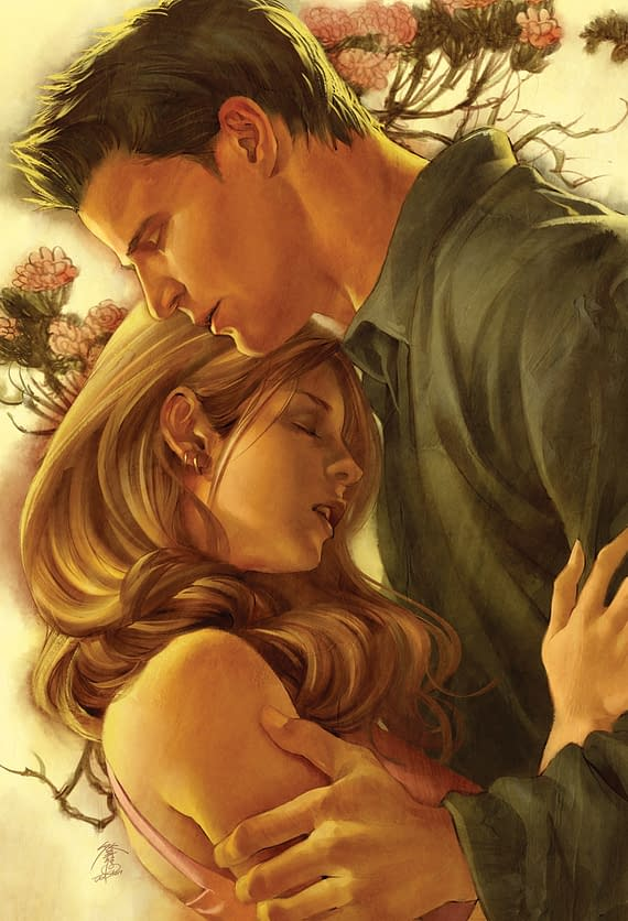 Did Dark Horse Spoil Buffy's Big Bad To Boost Slipping Sales?