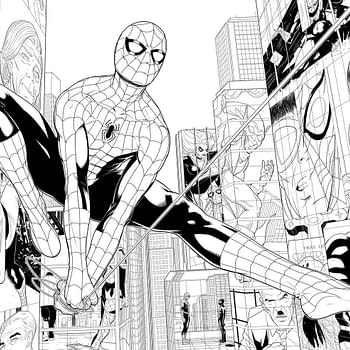 Marvel Shares a First Look at Friendly Neighborhood Spider-Man #1