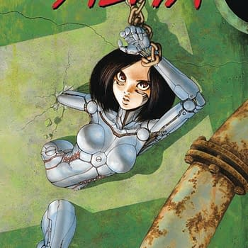 FCBD Ghost in the Shell Anthology Preview and Alita Reprint: Kodansha March 2018 Solicits