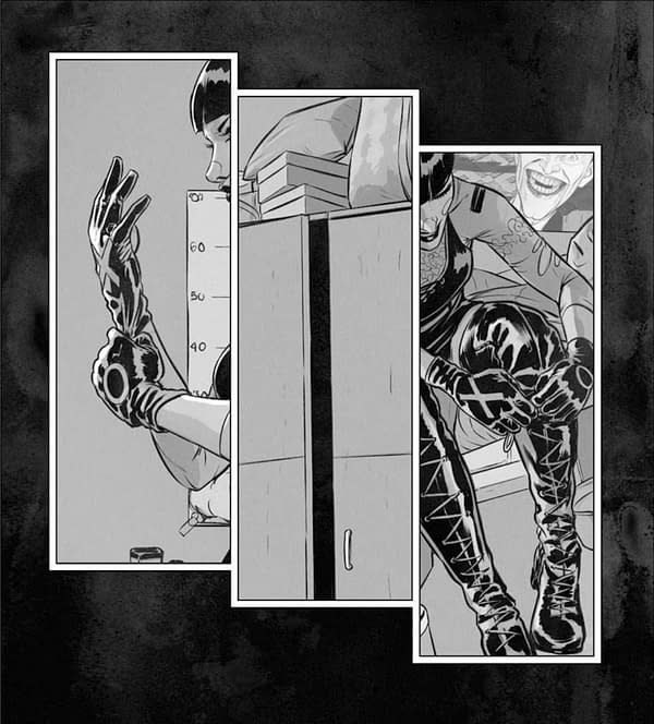 James Tynion Follows Up Punchline With Clownhunter in Batman #96
