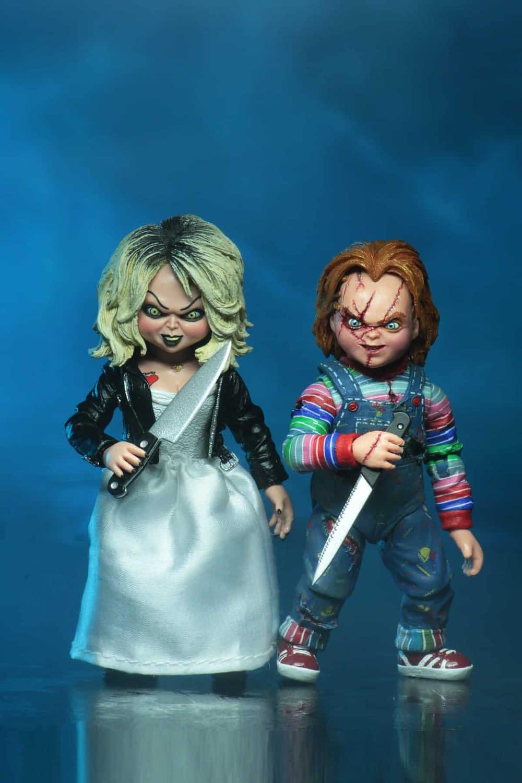 NECA Bride of Chucky Set 3