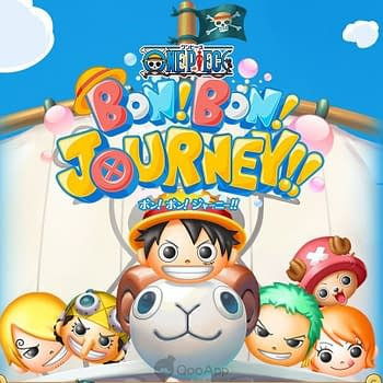 "Bandai Namco Announces ""One Piece Bon! Bon! Journey!!"" For Mobile"