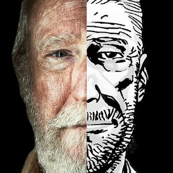 The Walking Dead answers: Who is Hershel? (Image: Skybound)