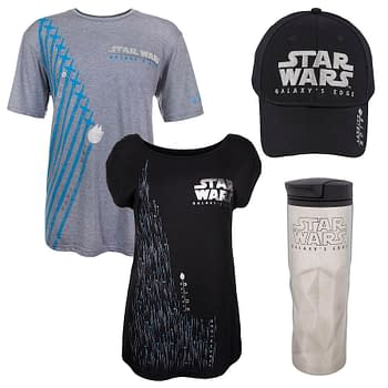 New Star Wars: Galaxys Edge Merch Revealed