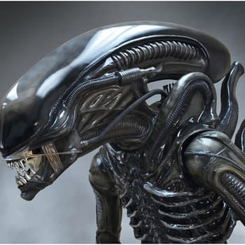 Alien Big Chap Gets a $7000 Life Size Statue from HCG
