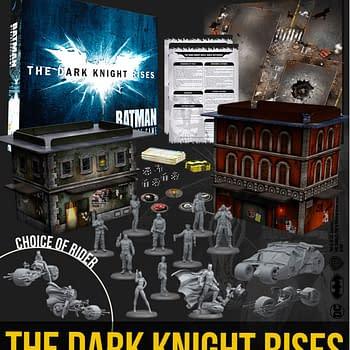 Knight Models to Release 'Dark Knight Rises' Miniature Set