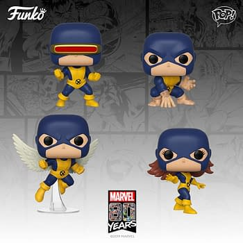 Funko Round-Up: X-Men, Santa Clause, and Funko Field Opens!