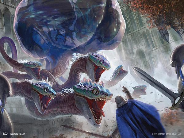 Hydroid Krasis art mtg Jason Felix