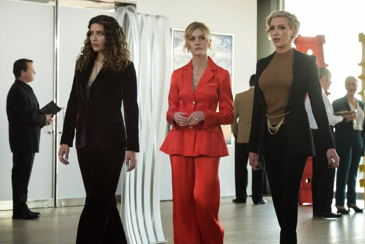 """""""Green Arrow and the Canaries"""": The CW Releases """"Arrow"""" Spinoff Pilot Episode Preview Images"""