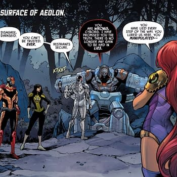 Darkseid's Identity Politics in Justice League Odyssey #8