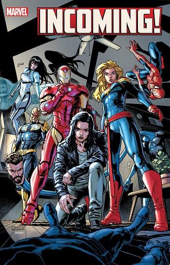 Full Marvel December 2019 Solicitations... Incoming...